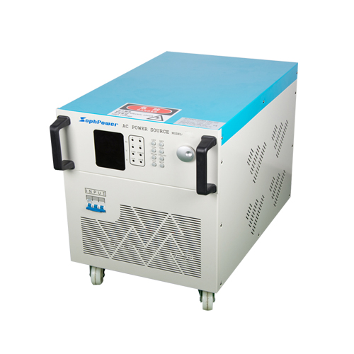AFC1300 Series 1 phase to 3 phase AC Power Source